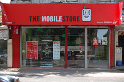 The Mobile Store / Places to go mobile shopping / SaleRaja
