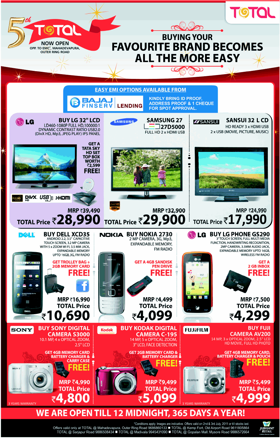 Total Mall - Electronics Offers