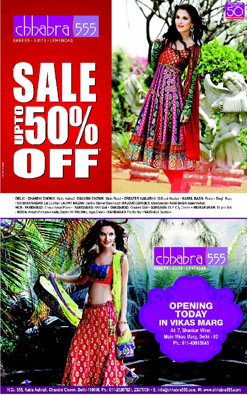 Chhabra 555 - Sale