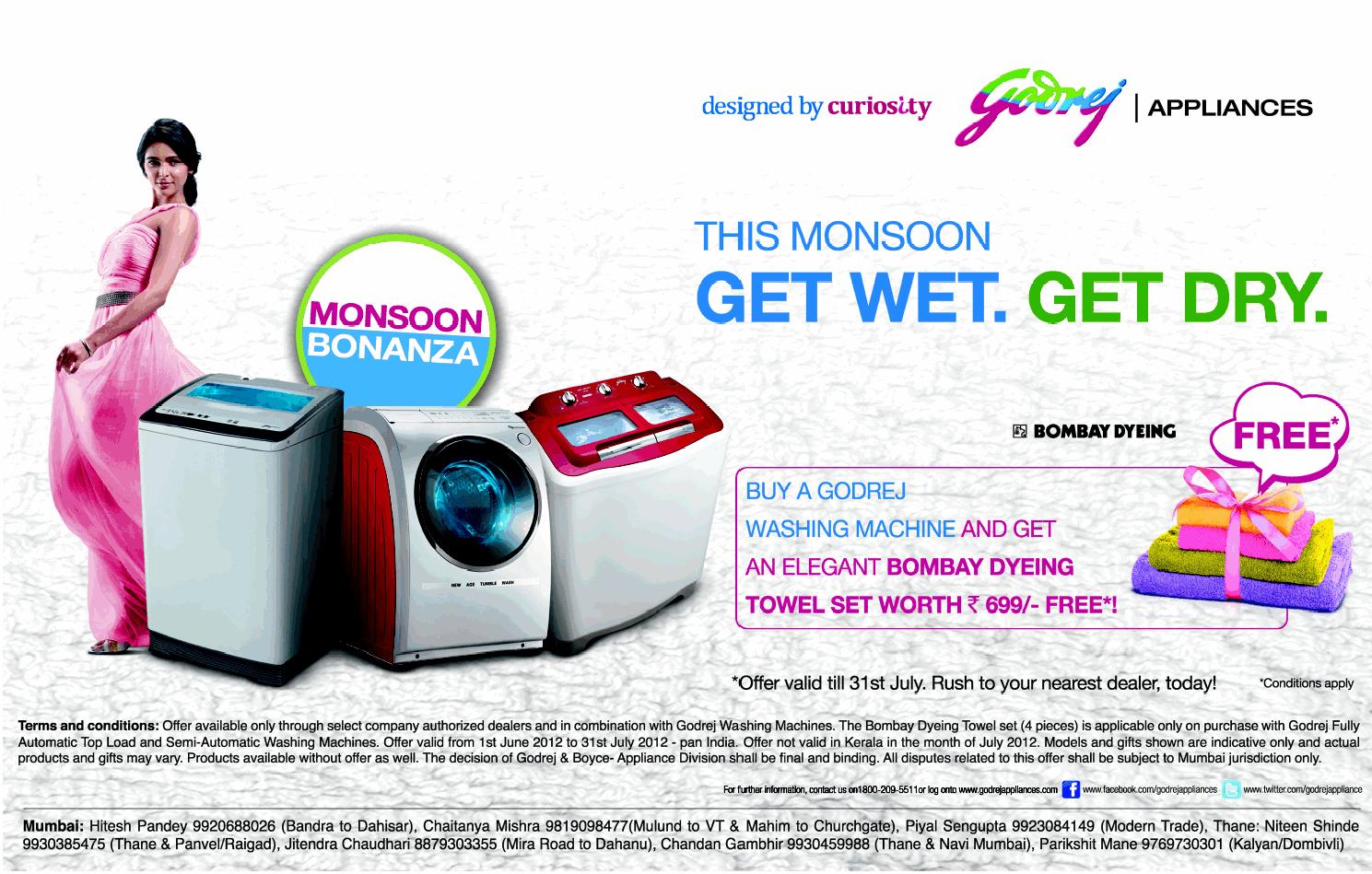 washing machine exchange offer mumbai