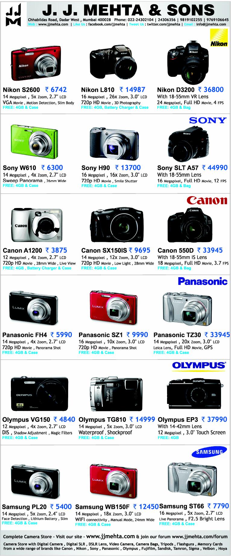 panasonic 102b video camera price in bangalore dating