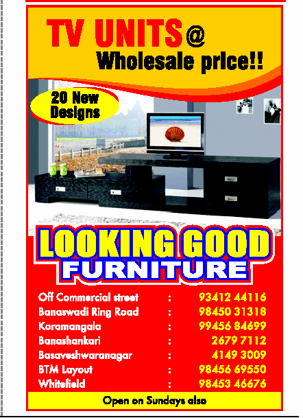 Looking Good Furniture - Wholesale Prices