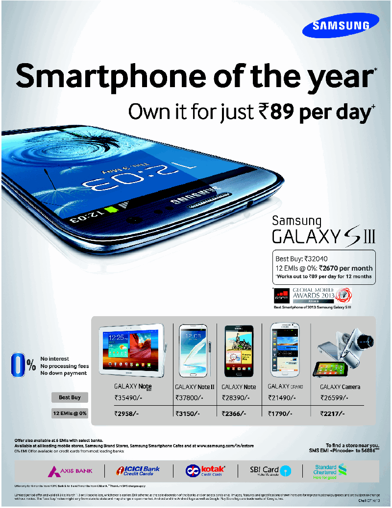 Samsung Galaxy S iii - Best Buy