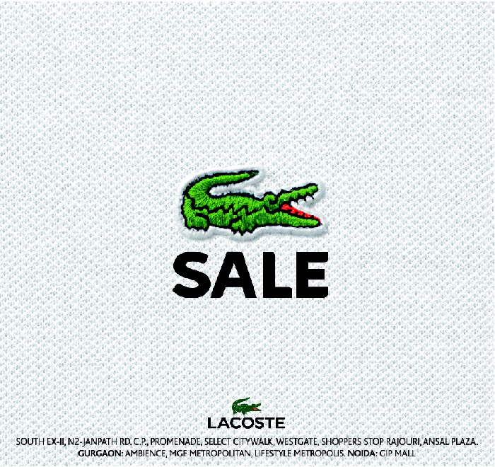 Buy Lacoste clothing at 40% off the recommended retail price in South Africa with Labels4Less, the online store for streetwear branded jeans at at discounted prices! Email your return request to: sales@plpost.ml along with your order reference number In no time, will the goods be back at L4L Headquarters (estimated days).