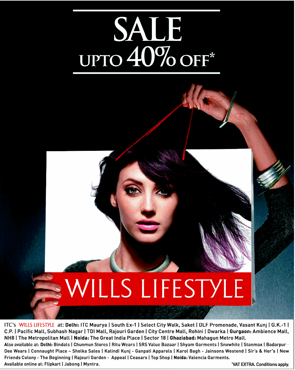 wills lifestyle Willslifestylecom is tracked by us since april, 2011 over the time it has been ranked as high as 315 899 in the world, while most of its traffic comes from india.