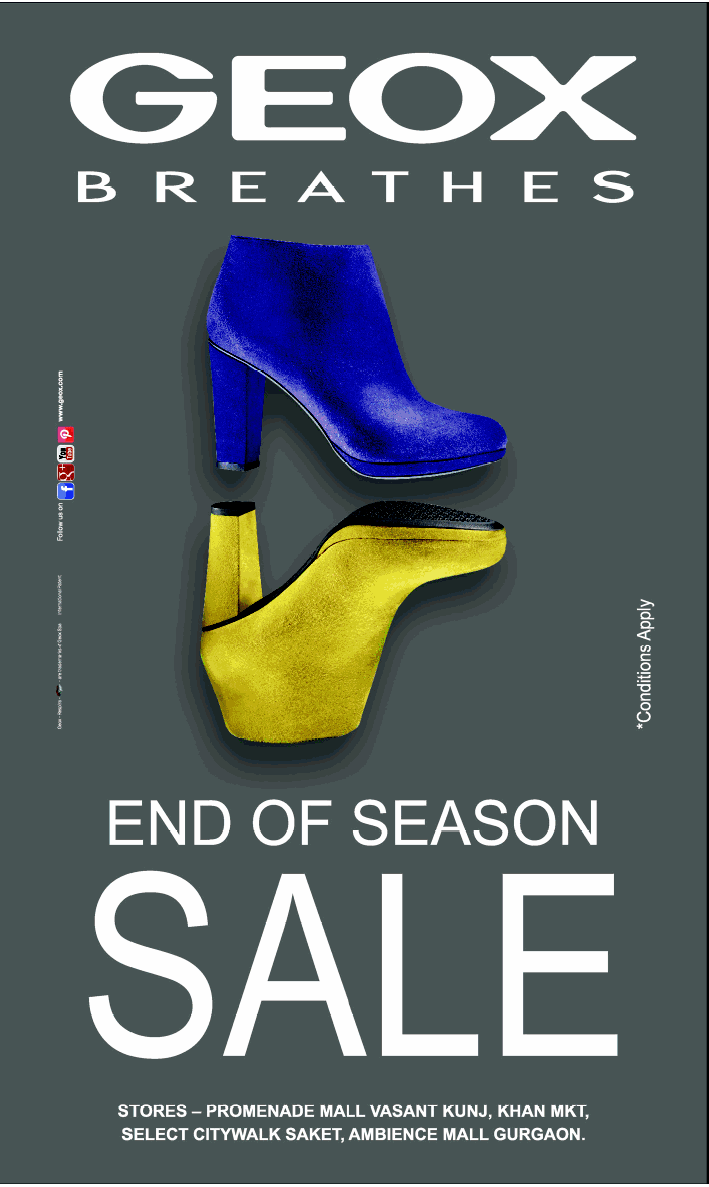 Geox Shoes -End of Season SALE / New