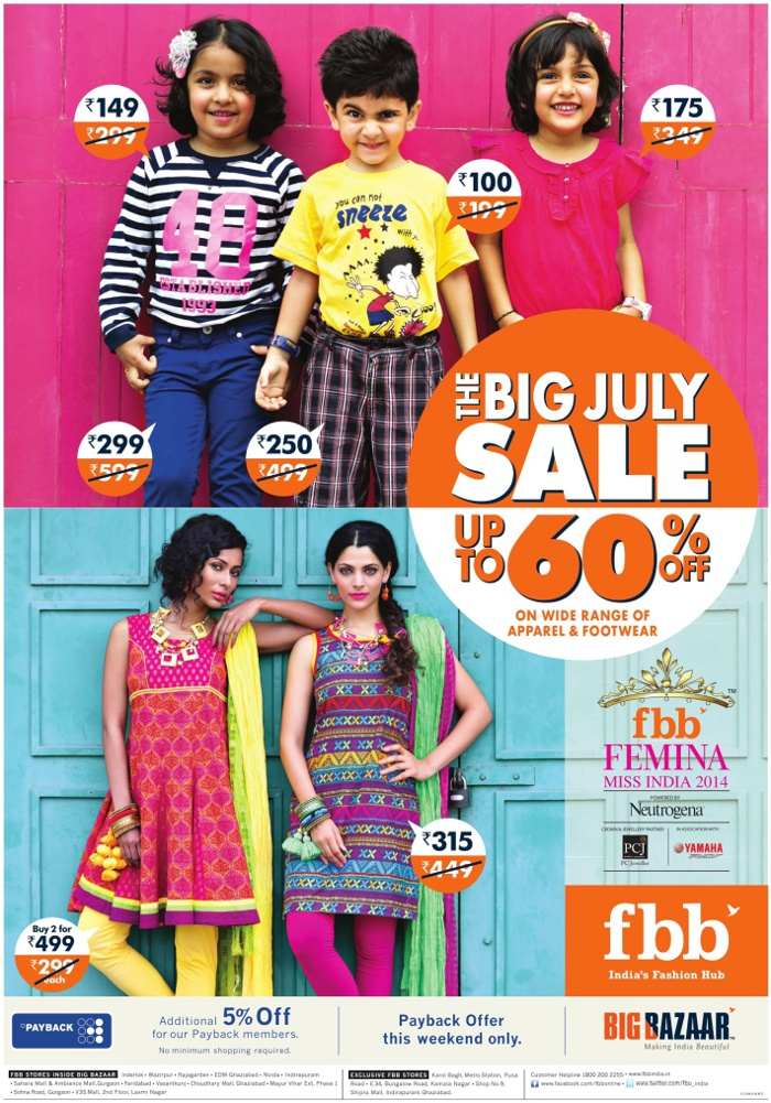 FBB - The Big Sale