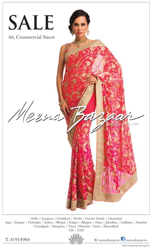 Meena Bazaar - Sale