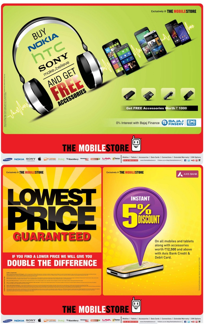 The Mobile Store - Lowest Price Guaranteed