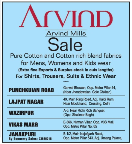 positioning of arvind mills Arvind mills one of the biggest denim manufacturer in india is expanding their base in ethiopia with the production capacity of 45 lacs garment units per month to view more details, kindly login.