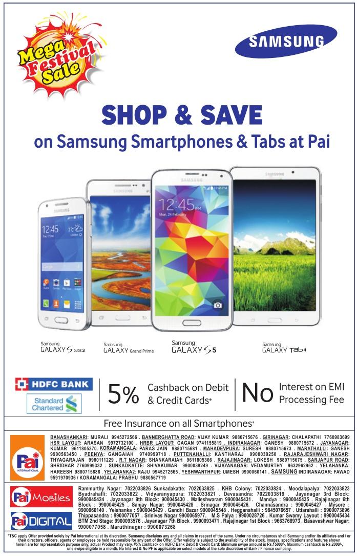 Samsung Galaxy Smartphones  - Shop & Save