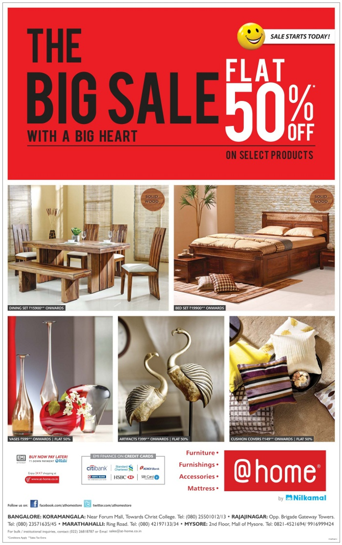 AtHome - Big Sale
