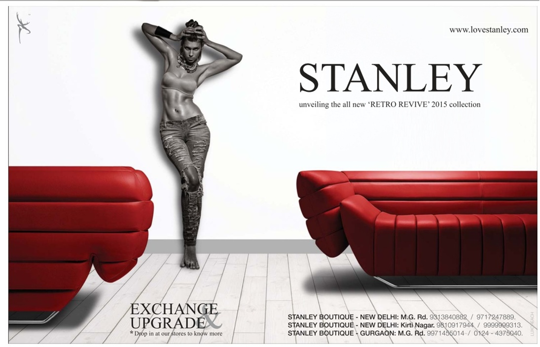Sofas Stanley Upto 40 Off Mumbai New Delhi