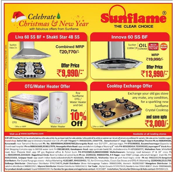 Fabulous Offer / Mumbai, New Delhi, Bangalore