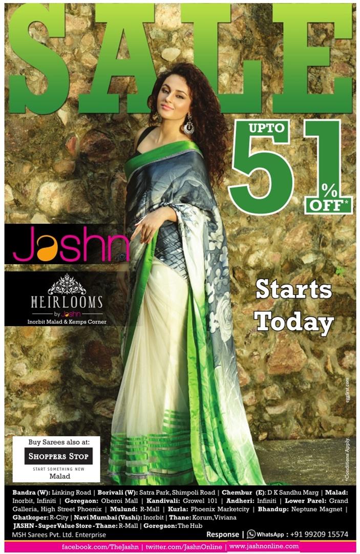 Jashn - Sale - 51% Off