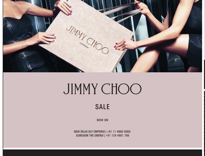 Jimmy Choo Sale