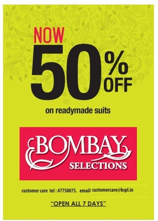 Bombay Selections - SALE