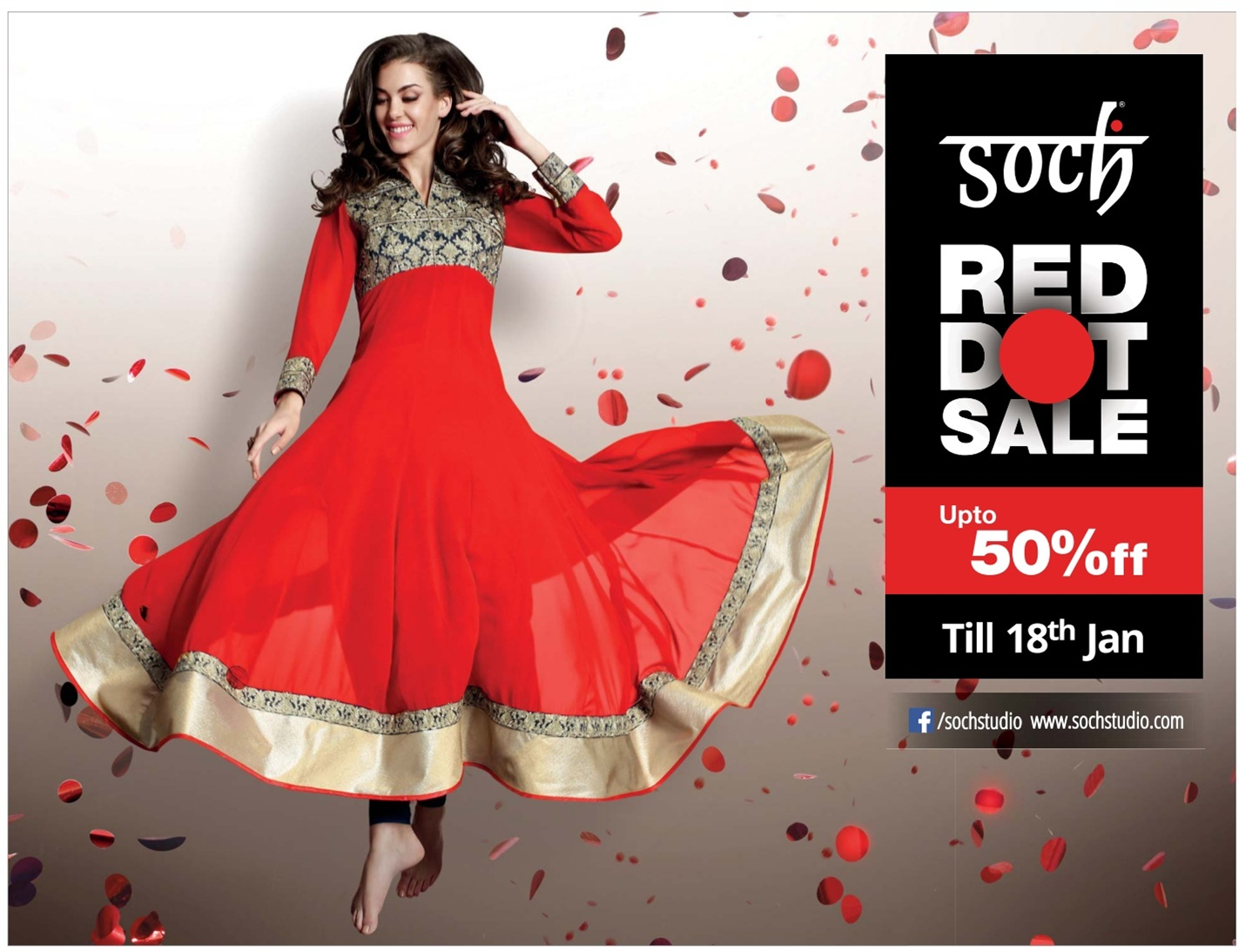 Soch - Red Dot Sale
