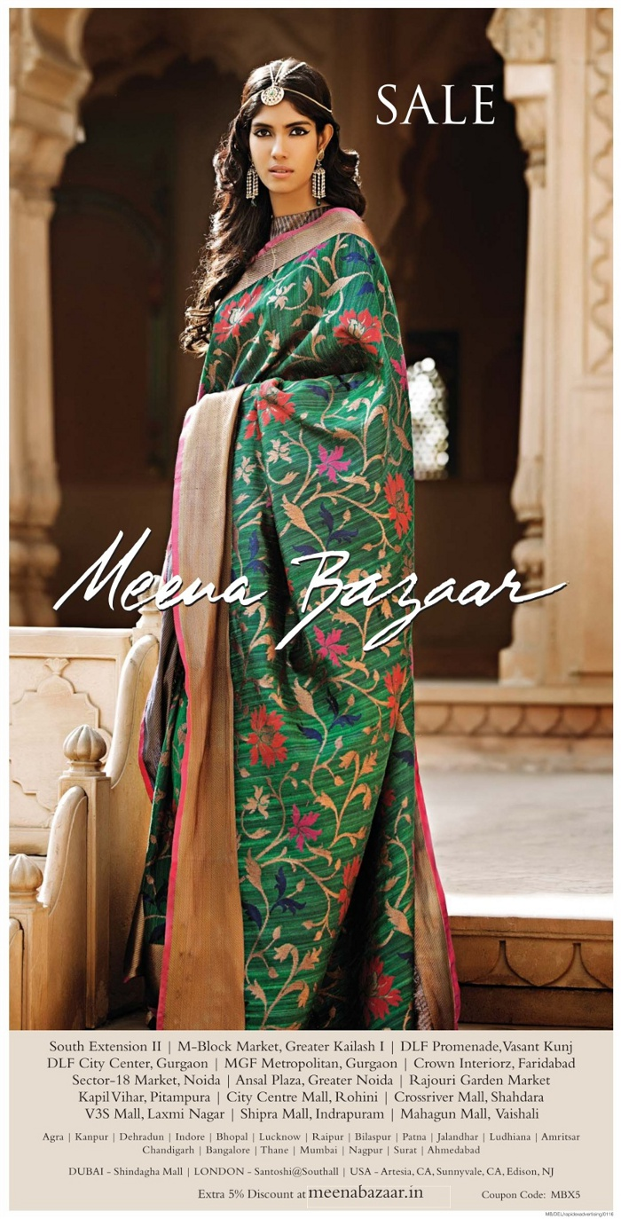 MEENA BAZAAR ( South Extn)  - Sale