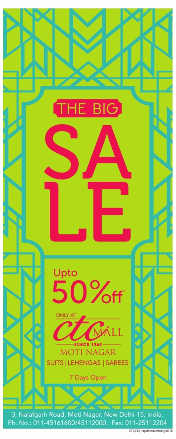 CTC Mall - Sale
