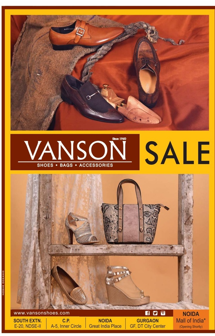 Vanson Shoes - Sale