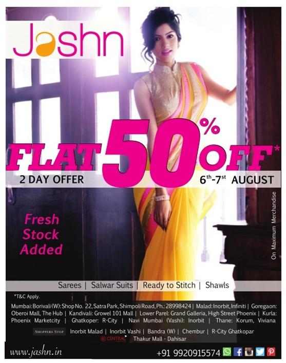 Jashn - Sale