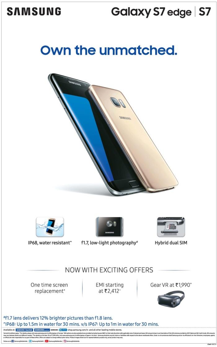 Samsung Galaxy Smartphones  - Attractive Offer