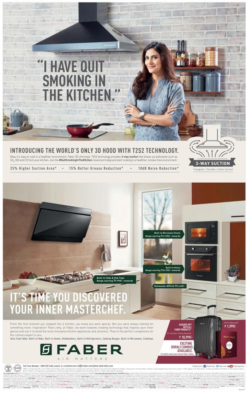 Faber Kitchen Appliances Bangalore