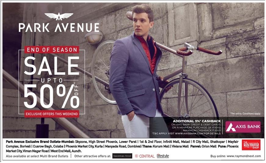 Park Avenue - Sale