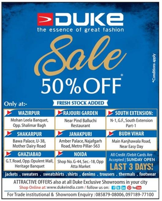Duke - Sale