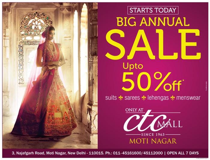 CTC Mall - Sale