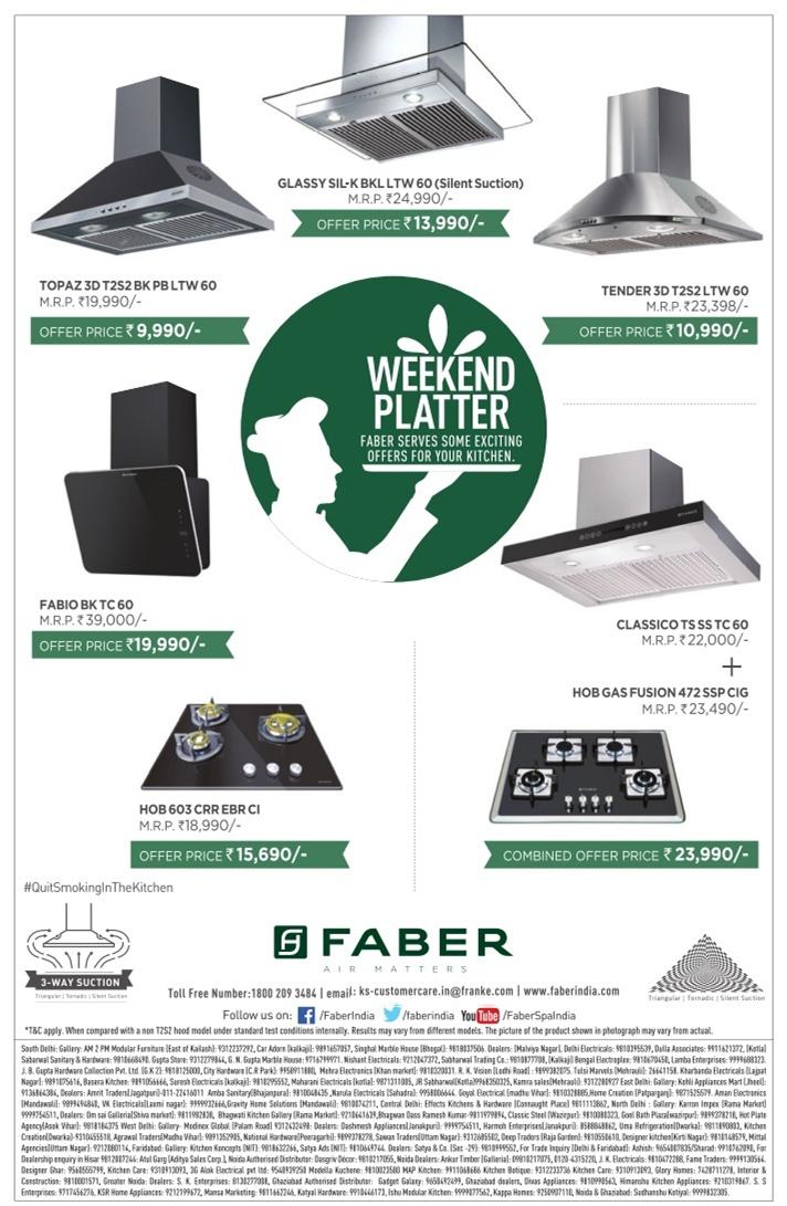 Faber - Unbelievable Offers