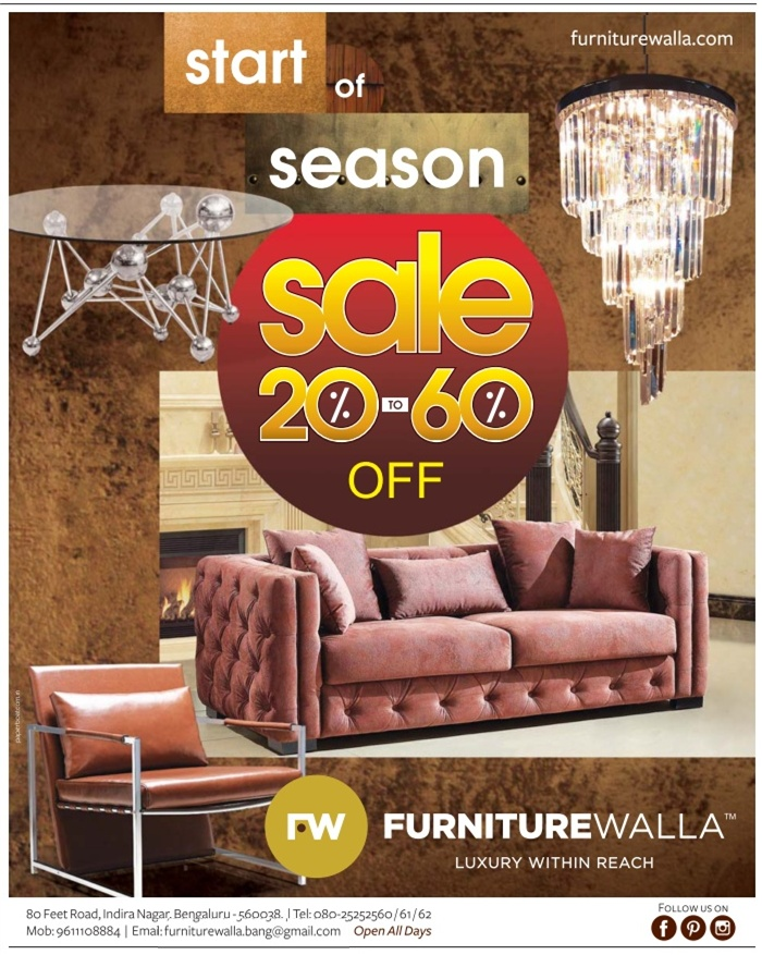 FurnitureWalla - Sale