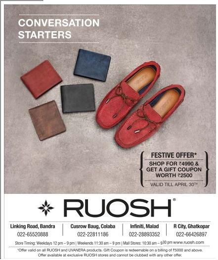 Ruosh - Sale