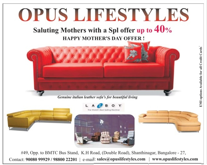 OPUS Lifestyles - Sale