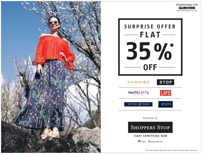 Shoppers Stop - Sale