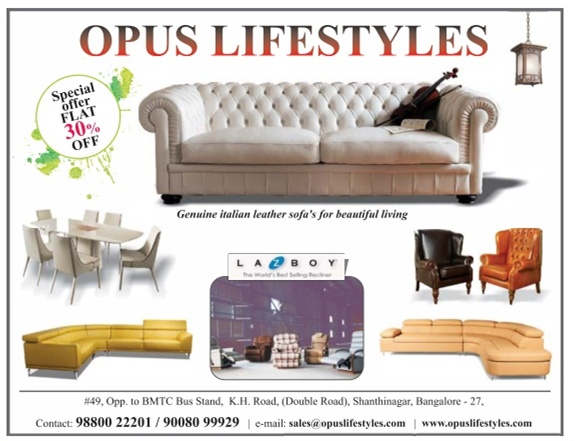 OPUS Lifestyles - Sale