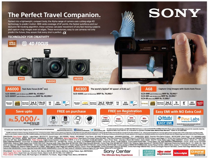 BuyDig offers the Sony