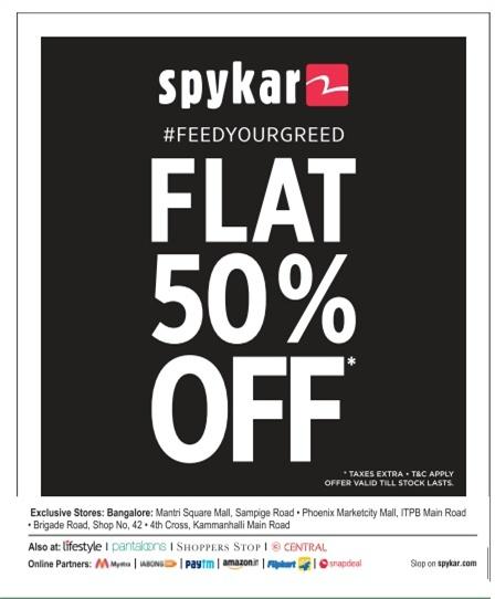 Spykar - Sale
