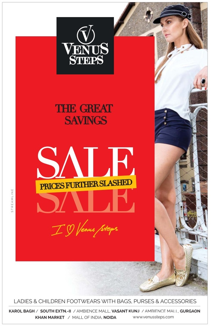 Venus Steps - Sale