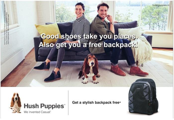 Hush Puppies - Sale