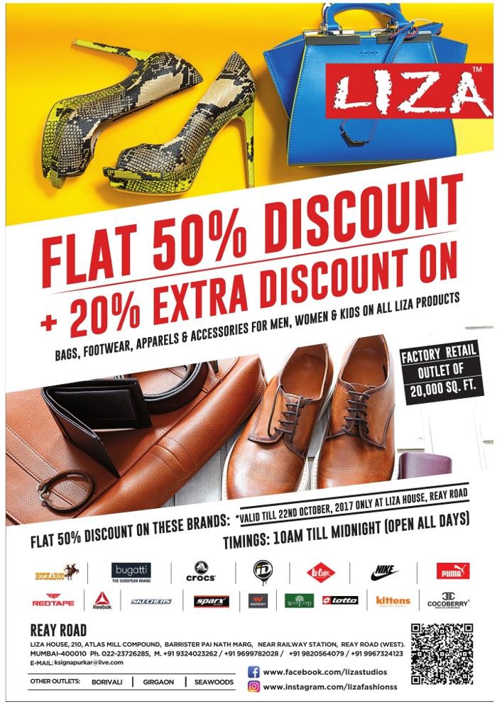 LIZA Bags & Footwear - Sale