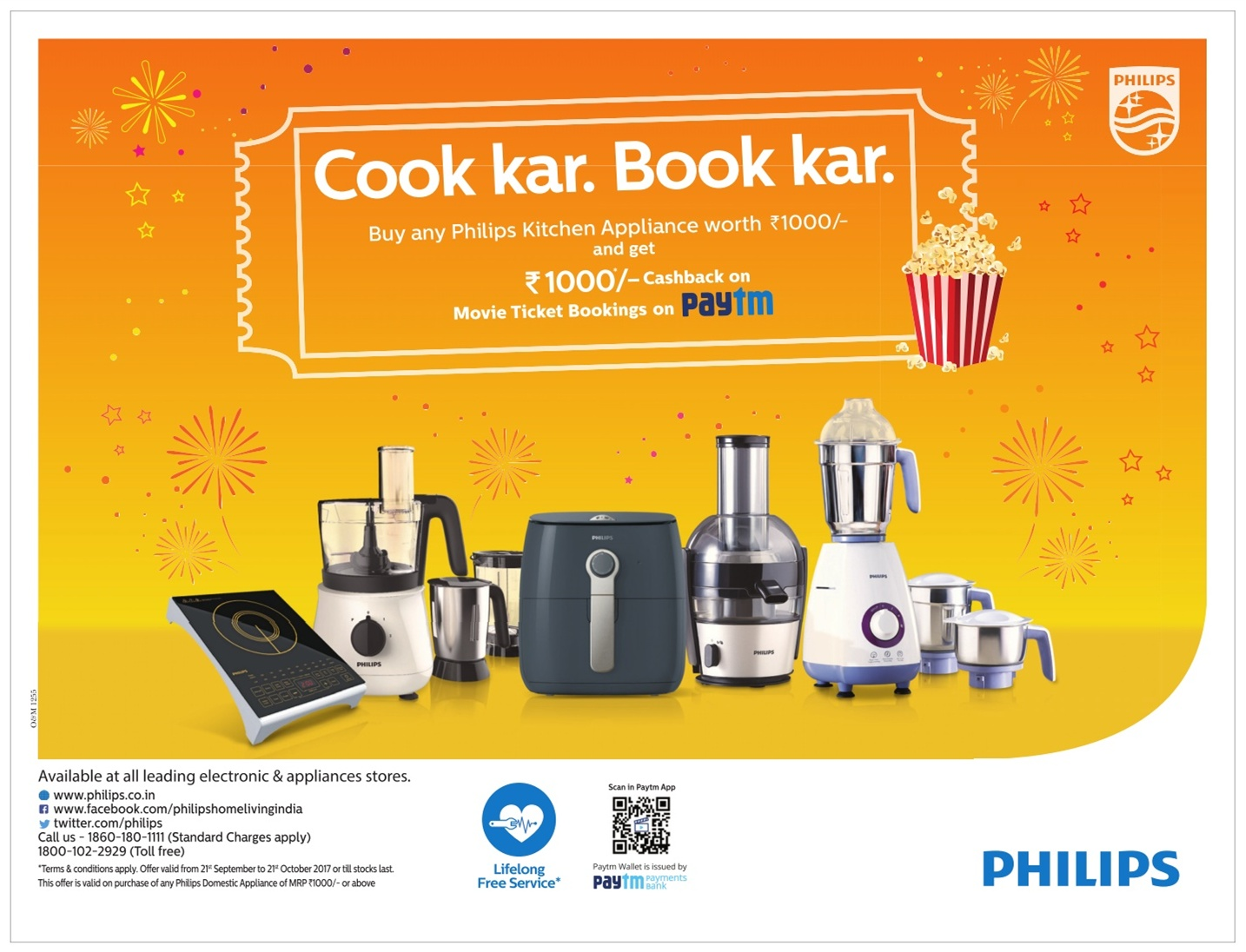 Philips Kitchen Appliances - Sale