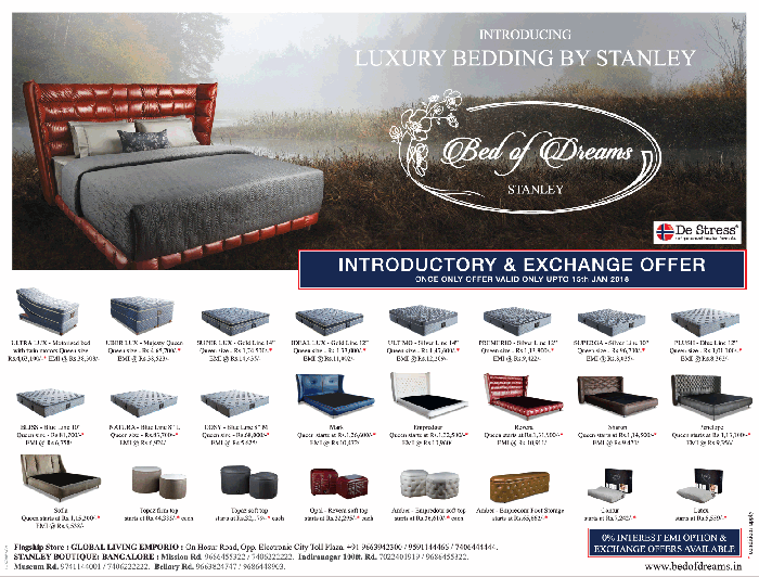 Stanley Beds - Sale