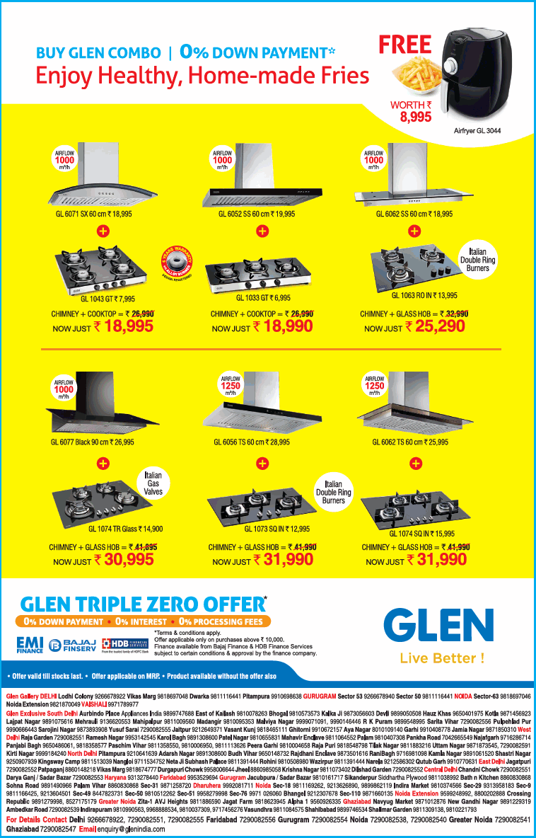 Glen Chimneys - Sale