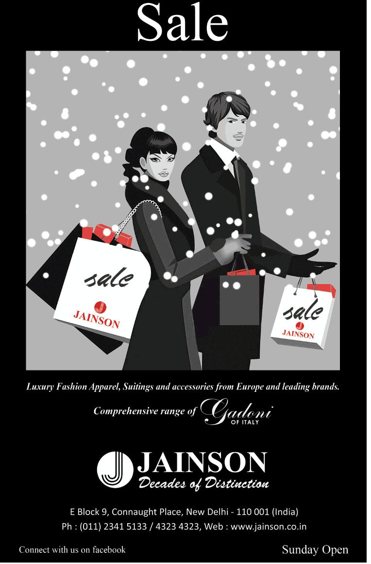 Jainson - Sale