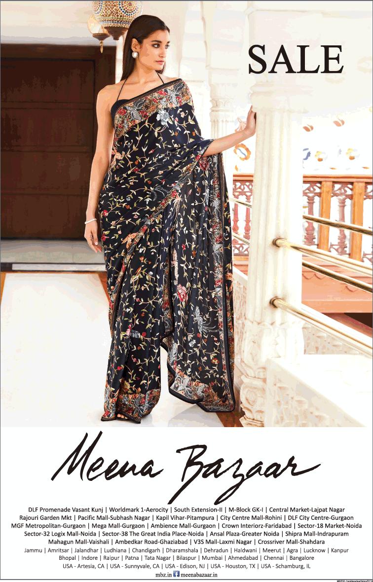Meena Bazaar - Annual SALE