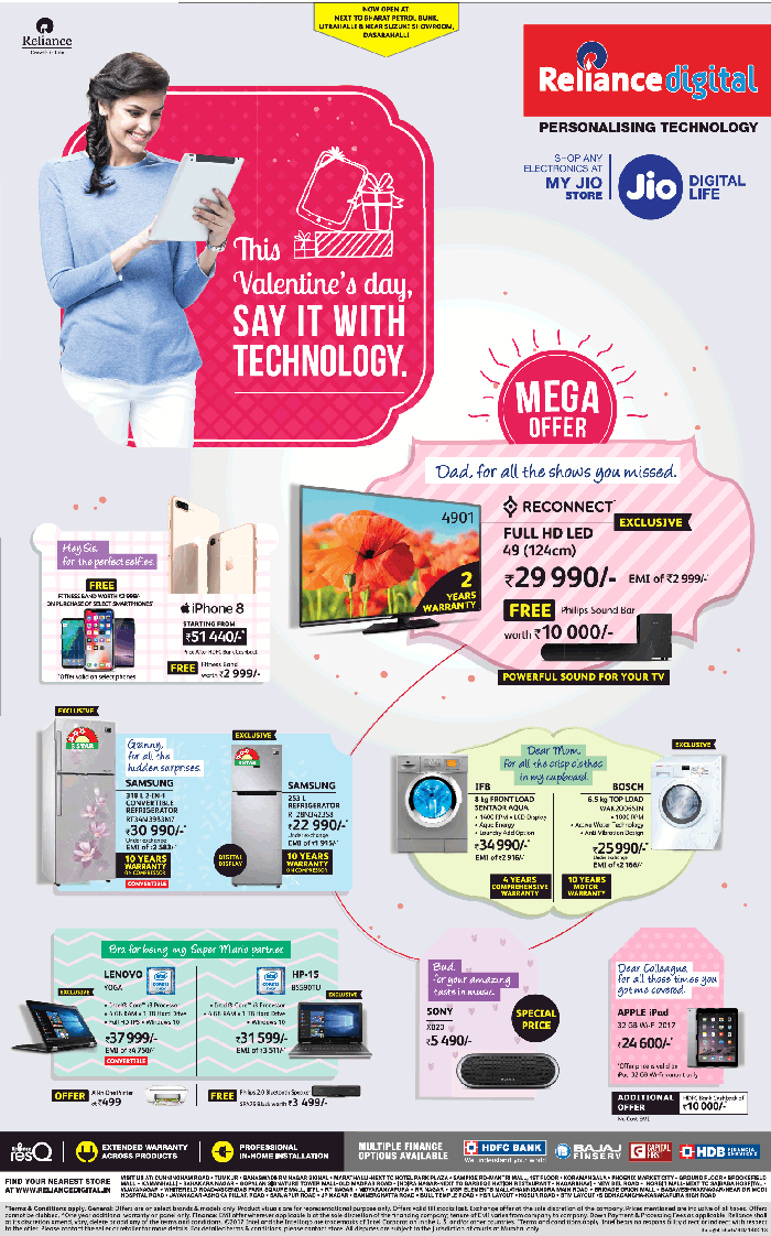 Reliance Digital - Great Offers & Prices