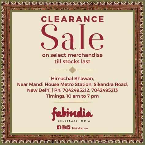 FabIndia - Sale