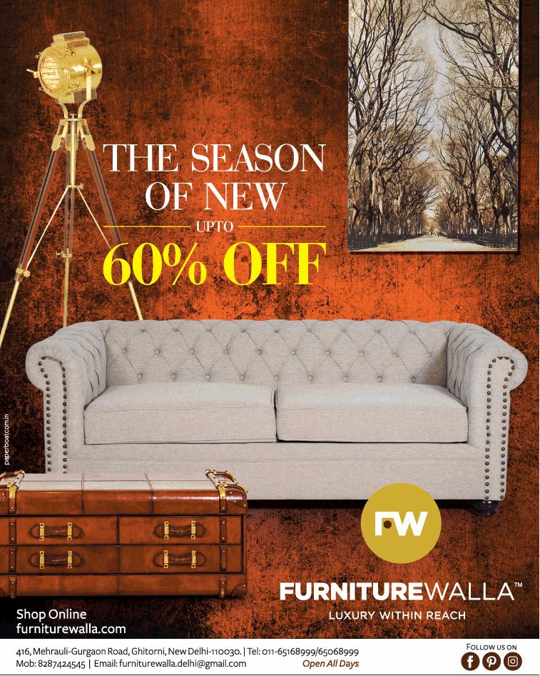 FurnitureWalla - Sale